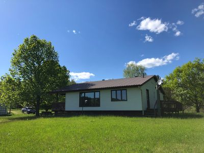 Photo for Norcan Lake Cottage for rent