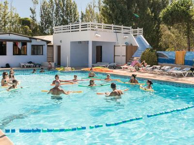 Photo for Camping Le Lamparo *** - Mobile Home 6 people
