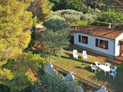 Photo for 1BR Villa Vacation Rental in Montescudaio