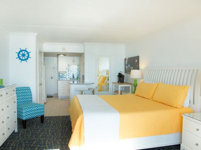 Photo for Oceanfront BLISS, Renovated 4th floor, you will LOVE it!