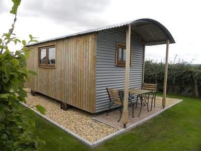 Photo for Shepherd's Hut Glamping