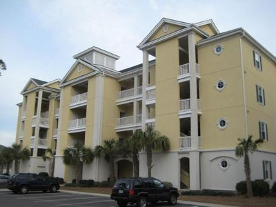 Photo for Walk to the beach 2 bedroom Ocean Keyes Condo, WIFI, Pool, Fitness Center!