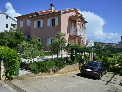 Photo for Apartment Gabriel 2 with sea view in the quiet area of Krk