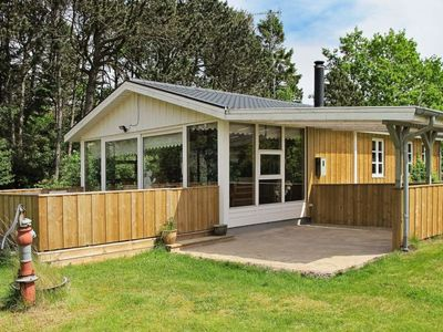 Photo for Vacation home Hou in Hals - 4 persons, 2 bedrooms
