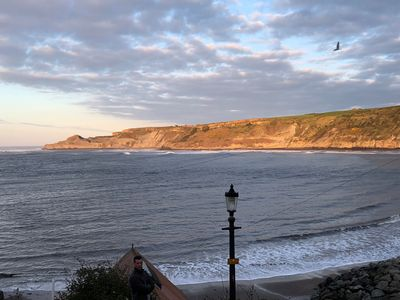 Photo for 2BR Cottage Vacation Rental in Runswick Bay, England
