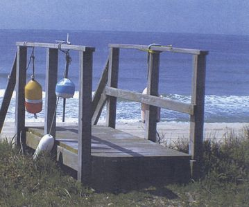 Photo for Surfside Beach Cottage----8 Minute Walk To The Beach