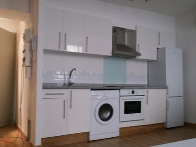 Photo for Renovated, two-room flat with air-conditioned, Vernet district, in city centre