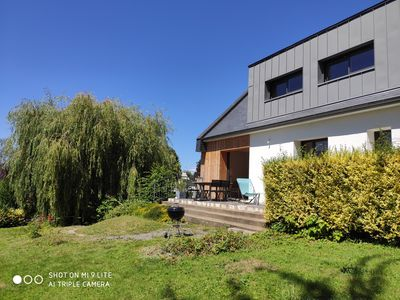 Photo for Family house in Brittany, less than 1 hour from Mont Saint Michel and Saint Malo