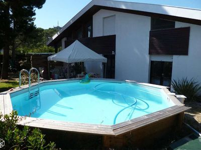 Photo for Architect house 5 bedrooms in Biscarrosse Plage