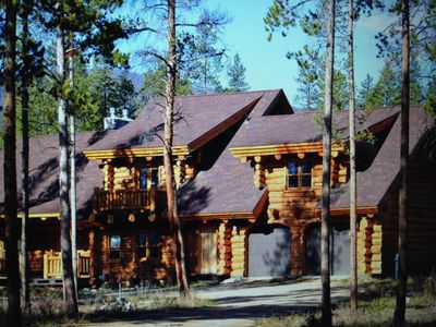 Photo for Mountain View Cabin On 70 Acres of Untouched Forest