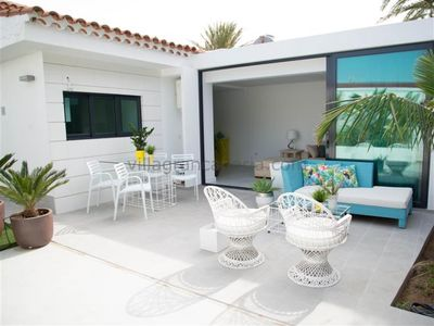Photo for 3 bedroom Villa, sleeps 6 in Playa del Ingles with Pool and WiFi