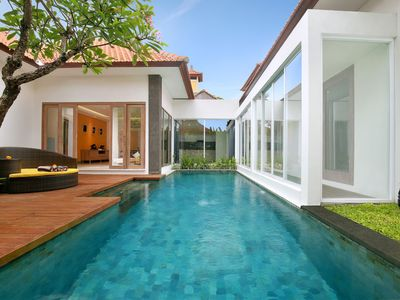 Photo for 3 Bedroom Family Private Pool Villa with NETFLIX