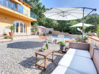 Photo for Vacation home La Teulada in Sta Cristina d'Aro - 6 persons, 3 bedrooms