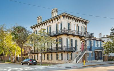 Photo for Stay with Lucky Savannah: Sprawling Downtown Estate with Courtyard & Parking!