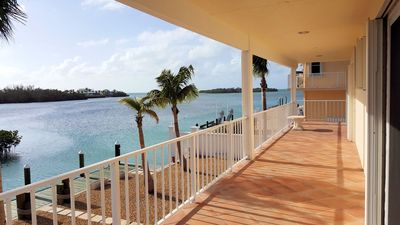 Photo for The Gulf Vista Home, a charming 3 bedroom home with fabulous views of the Gulf!