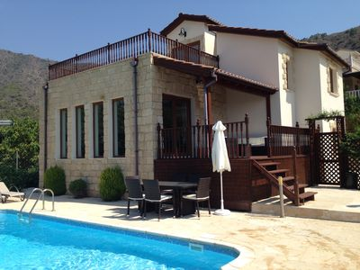 BEAUTIFUL HARBOUR VIEW VILLA - DETACHED 3 BED ON 3 FLOORS - POMOS