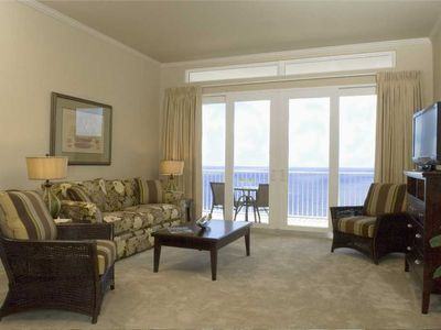 Photo for 3 Bedroom, 3 Bath Gulf View, Sleeps 10