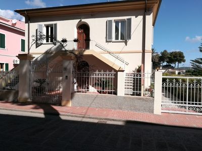 Photo for Apartment/ flat - Marina di CampoHouse with character