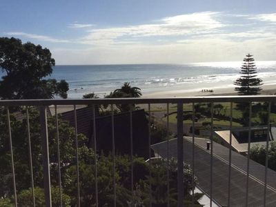 Photo for Absolutely stunning top floor beach apartment