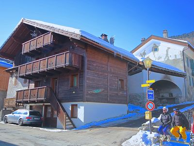 Photo for Self Catering Chalet NIKITA  ideal for 2 or 3 families - good access to lifts