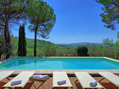 CHARMING VILLA near Barberino Val d'Elsa (Chianti Area) with Pool & Wifi. **Up to $-1315 USD off - limited time** We respond 24/7