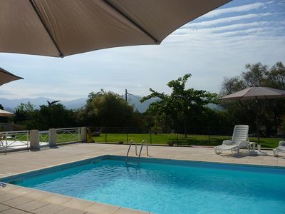 Photo for Beautiful two-storey villa (sleeps 8) with pool