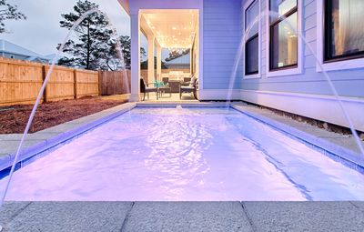 Photo for Private Pool! Just For the Halibut~ Dog Friendly! Walk to Beach! 4 Free Bikes