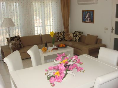 Photo for 2 bedroom, 2 level duplex apartment in Konakli SSBR VIP 1
