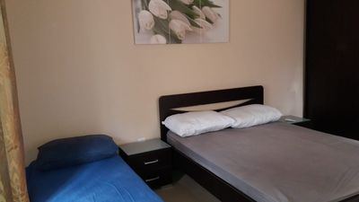 Photo for Sliema Apartment - Modern, Top Location