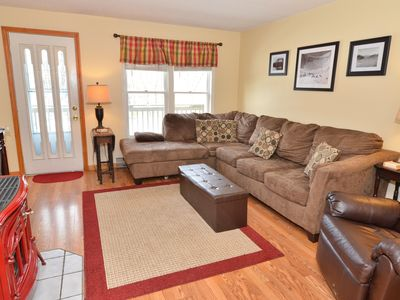 Photo for ***New*** Welcoming Townhouse on Saco River, Sleeping for 6 and Pet Friendly!