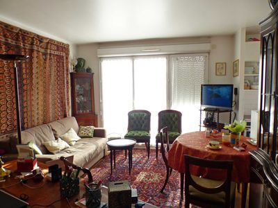 Photo for 2-room apartment. Modern, quiet, near to Montmartre. To be let since 2013 only.