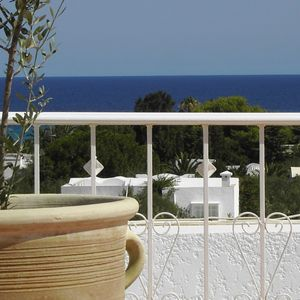 Photo for STUNNING APARTMENT, 2 BEDROOM, SEA VIEW TERRACE WITH BBQ, NEAR HAMMAMET,TUNISIA