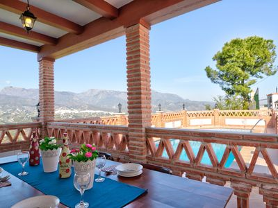 Photo for 4BR Villa Vacation Rental in Torrox, Málaga