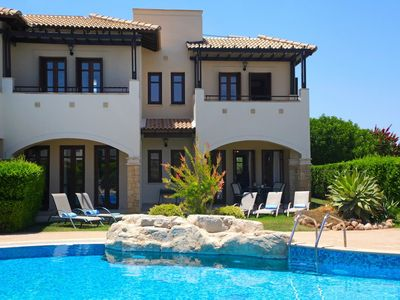 Photo for Luxury 2 Bedroom Junior Villa with Communal Pool