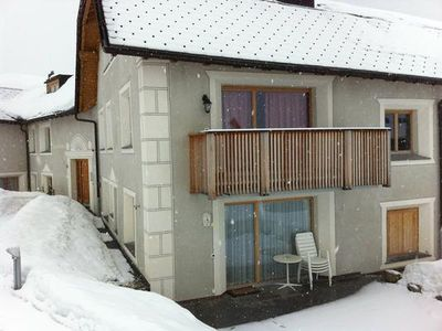 Photo for 1BR Apartment Vacation Rental in Madulain, Oberengadin