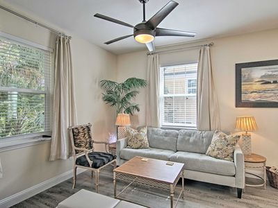 Photo for NEW! Cozy Home Near Beach- Historic St. Augustine!