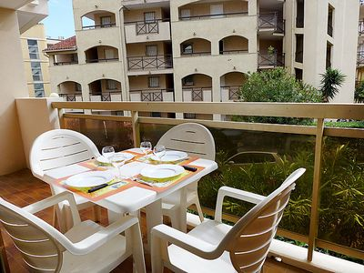 Photo for Apartment Les Platanes  in Sainte Maxime, Cote d'Azur - 4 persons, 1 bedroom