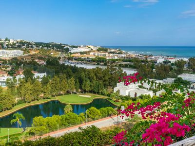 Photo for 3 bedroom Apartment, sleeps 6 in Mijas with Pool, Air Con and WiFi