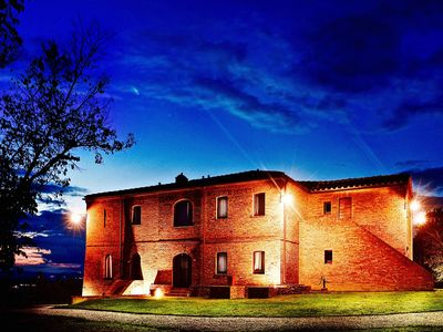 Photo for Agricola Neci: Tuscan Rural Luxury with a Private Lake and Housekeeping