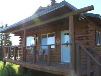 Photo for 2 Bedroom Cabin with Inlet Views