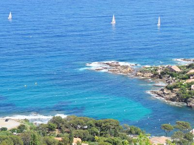 Photo for VILLA WITH SWIMMING POOL SEA VIEW EXEPTIONNELLE COMPLETELY RENEWED IN