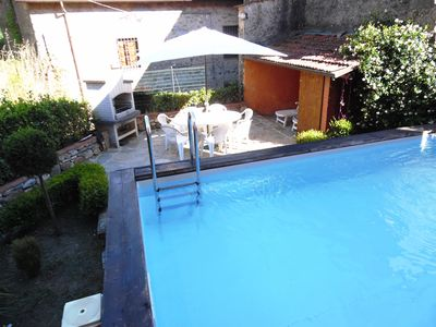 Photo for Spacious Apartment With Private Pool And Mountain Views