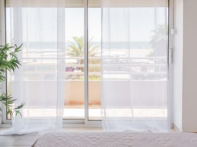 Photo for Sweet Home Canet sea view