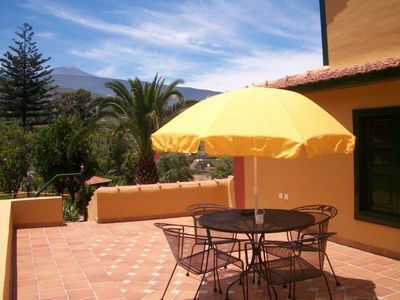 Photo for Vacation home Camino La Candelaria in La Orotava - 6 persons, 3 bedrooms
