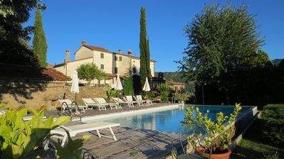 Photo for Fenice,  Spacious traditional TuscanVilla Private pool stunning setting!