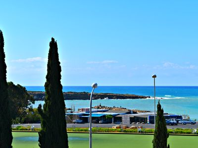 Photo for Coral Bay 3 Bed Apartment just 300m to Coral Bay's Famous Blue Flag Beaches