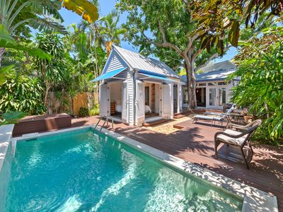 """Photo for ~ VILLA AZUL ~ NEW RENTAL! - Breathtaking """"Old Town"""" Home w/ Pool & Parking!"""