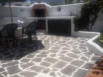 Photo for House in Lanzarote (Costa Teguise). Tranquility and with all services.