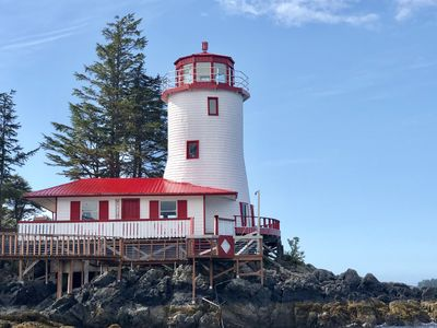 Photo for Private Lighthouse with Luxurious Ammenaties
