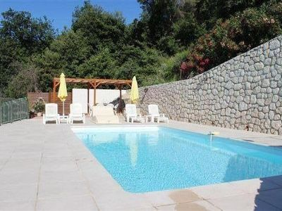 Photo for Holiday house Gattières for 6 persons with 3 bedrooms - Holiday home